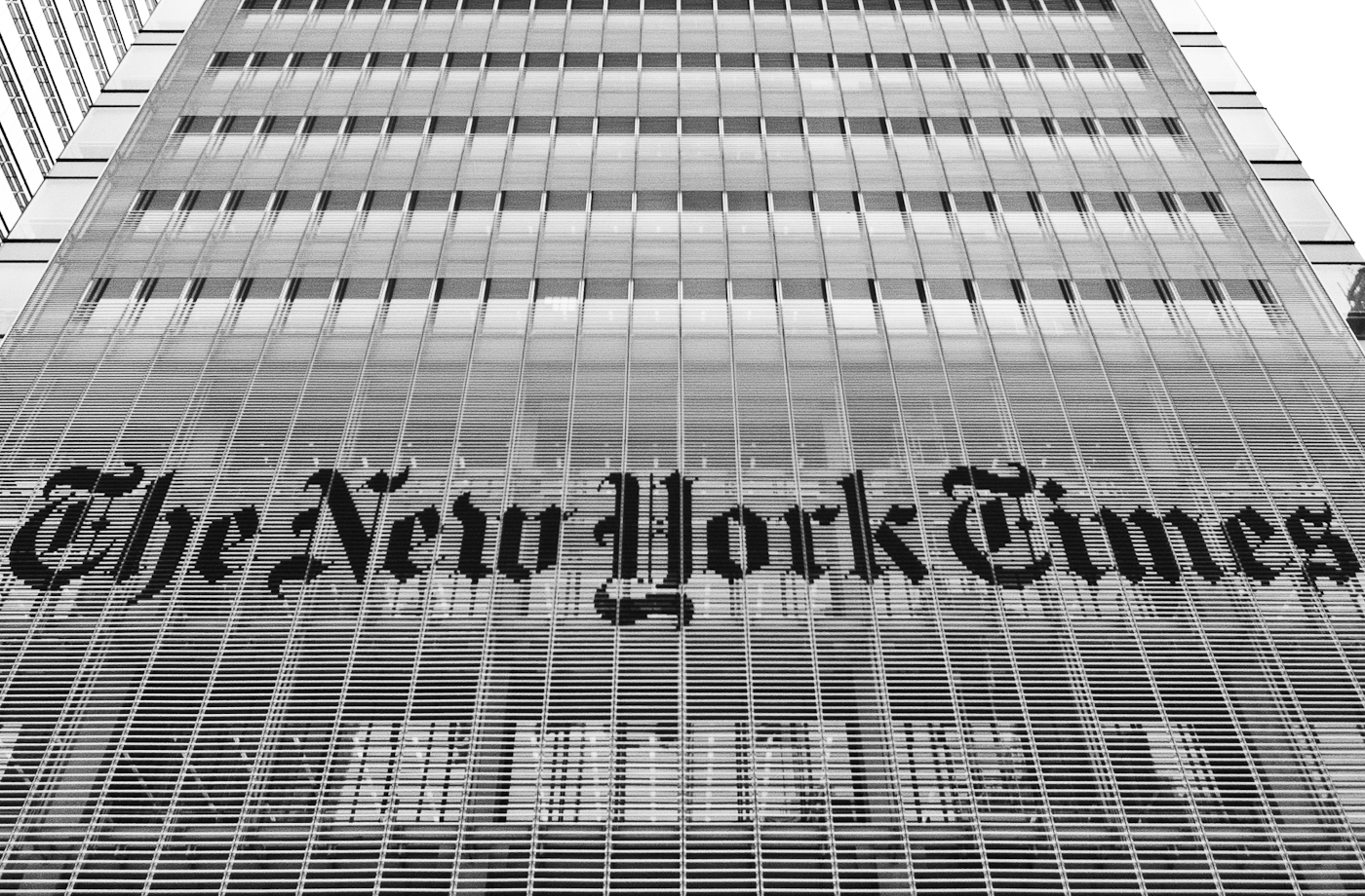 I lombrichi sul New York Times