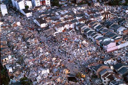 Terremoto, i lombrichi lo avvertono un mese prima
