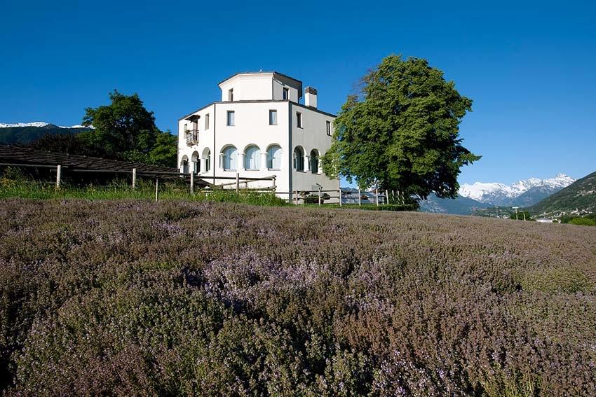Aosta, l'istituto agricolo regionale sceglie Lombricoltura Bella Farnia