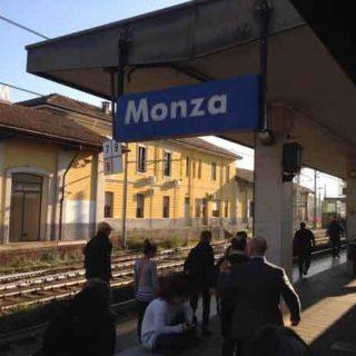 Corso lombricoltura da reddito, buon rientro a Monza a Luca